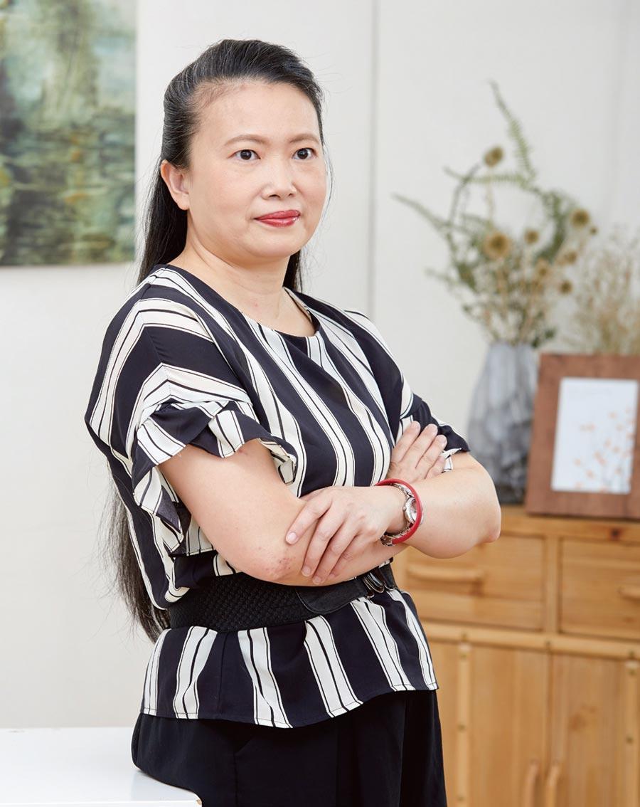 滙嘉健康生活科技董事長 楊淑貞
