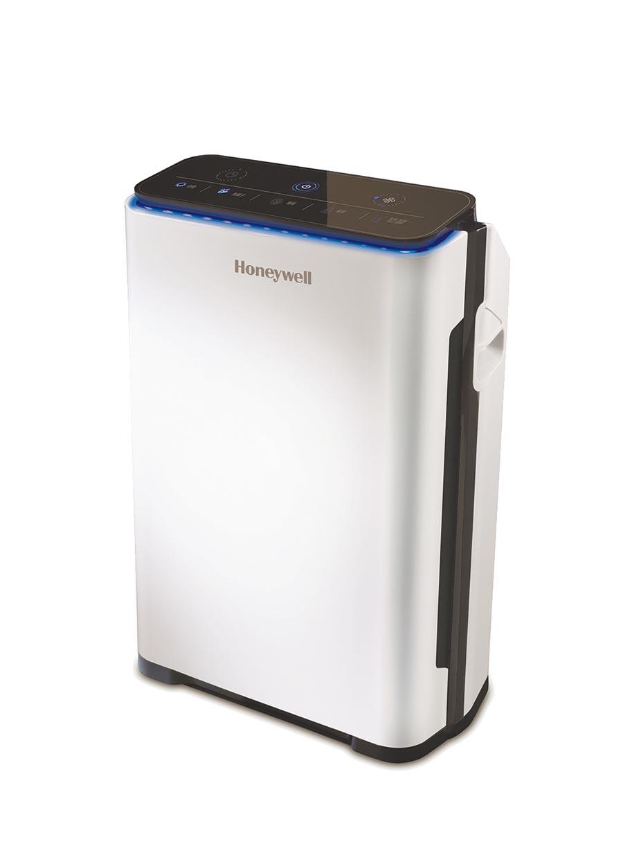 PChome 24h購物的美國Honeywell智慧淨化抗敏空氣清淨機HPA-710WTW,網路價1萬5900元。(PChome 24h購物提供)