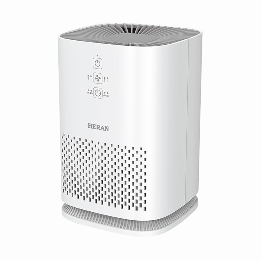 蝦皮購物的HERAN禾聯 觸控式空氣清淨機HAP-80H1,原價2980元,特價1360元。(蝦皮購物提供)