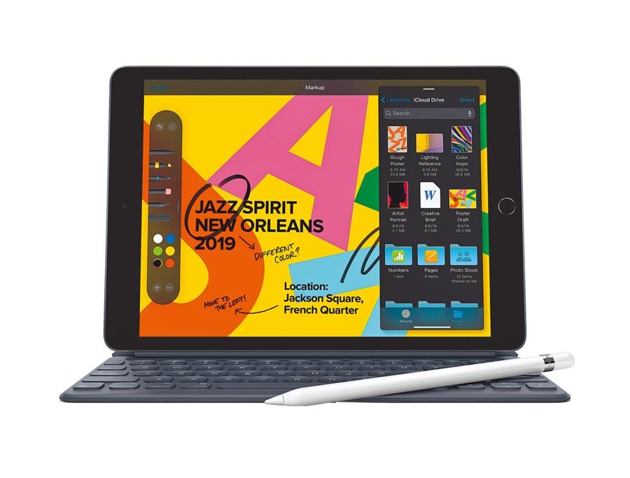 遠傳開賣iPad推獨家回饋,狂送5000歡樂購物金。(遠傳提供)
