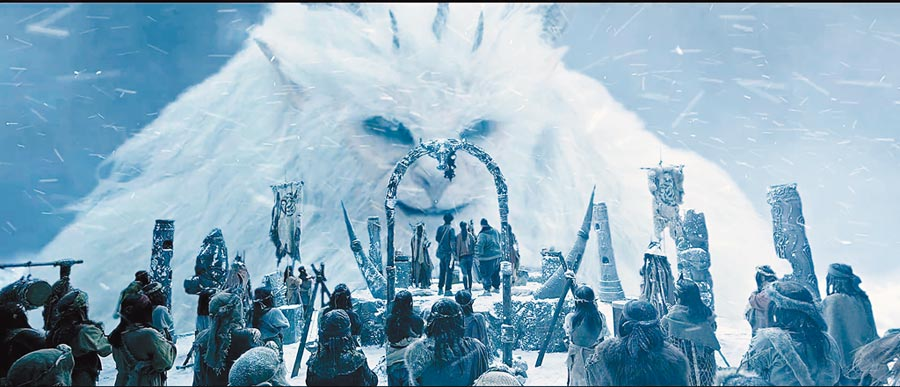 《大雪怪》劇照。(取自豆瓣)