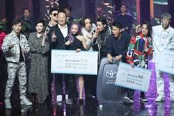 《聲林之王2》冠軍出爐!李艾薇高分奪冠