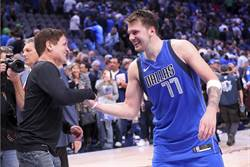 NBA》東契奇升MVP榜第3 字母哥居首