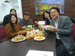 林右昌介紹基隆美食 「每種都吃過」嚇壞泰國網紅