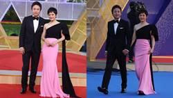《金雞獎》鄧超孫儷牽手走紅毯 「五五身」網批:拍得好矮