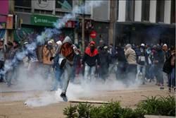 哥倫比亞罷工引發騷亂 首都實施宵禁