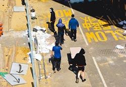 港高院宣布《禁蒙面法》暫時有效