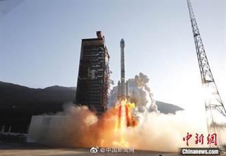 大陸西昌衛星發射中心 成功發射2顆北斗導航衛星