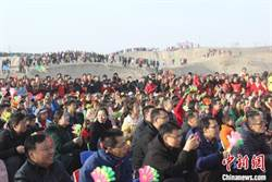 新疆庫車縣打造「冬暖」旅遊