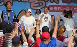 韓國瑜義賣T恤 韓粉10萬搶標激動落淚