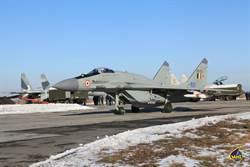蒙古終於有戰鬥機 俄贈蒙古兩架MiG-29