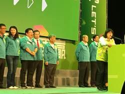 民進黨嘉義市立委參選人王美惠:感謝2個人促成鐵高