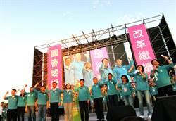 蔡總統:唱衰台灣來打選戰 應該適可而止