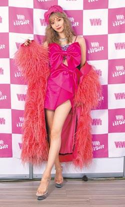 日時尚寶典《ViVi》 混血時尚教主雙姝登台
