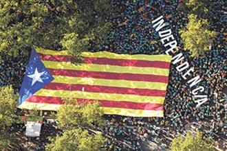 獨立運動撕裂西班牙