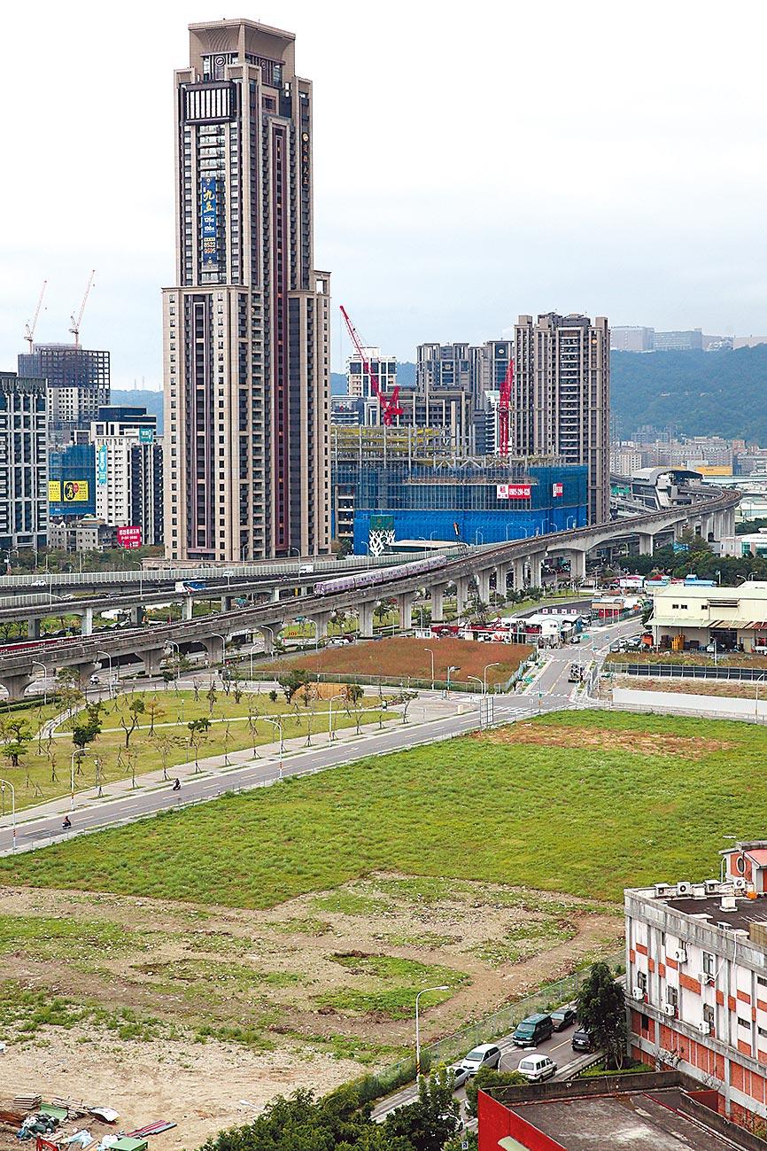 工業區土地上漲,但非台商資金推動。(本報系資料照片)