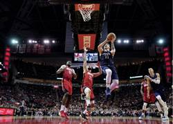 NBA》獨行俠擊落火箭 東契奇狂砍41分