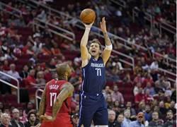 NBA》表現太過優異 東契奇獲上周最佳