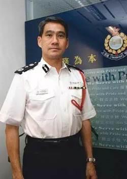 香港前警務處長:希望新當選區議員 配合止暴制亂