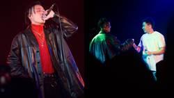 香港新生代嘻哈新星Tyson Yoshi 同框安迪兒唱炸台北