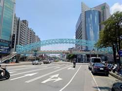 喜迎2020台灣燈會 中市20座人行天橋換新妝