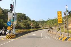 聯大路事故頻傳 擬設雙向4車道、改善超危險彎道
