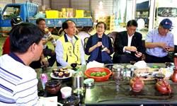 華膳空廚將採購南投地區農特產 讓南投被世界看得見