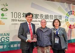 第一銀行奪「國家永續發展獎」