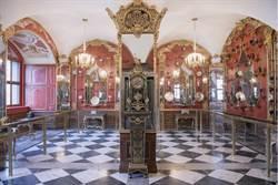 竊賊老梗 歐洲最大珍寶庫損失340億