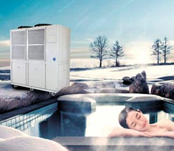 堡達熱水機 節能