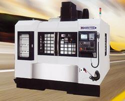 漢瑞泰五軸機 複雜工件加工利器