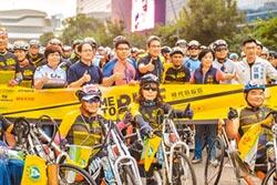 中市時代騎輪節 5000車友挑戰100K