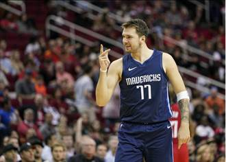 NBA》東契奇超越詹姆斯 MVP賠率第二