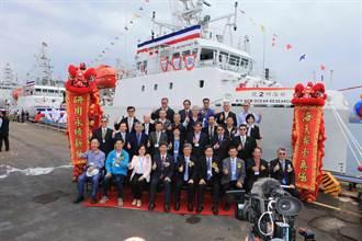 台船為科技部建造兩海研船 提升研究能量