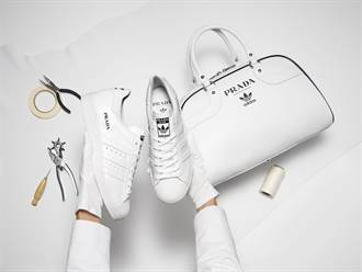 Prada for adidas首次限量聯名揭曉  新光A9 12月獨家販售