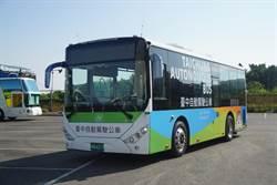 中市測試水湳經貿園區自駕巴士 明年6月試乘