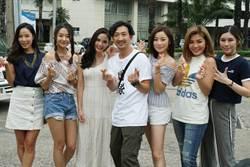 李璨琛拍《大盜演》 秦沛、姜文杰父子賀歲檔「鬥戲」