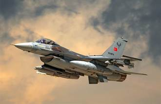 沒F35也要練!土國用美F16測俄S400