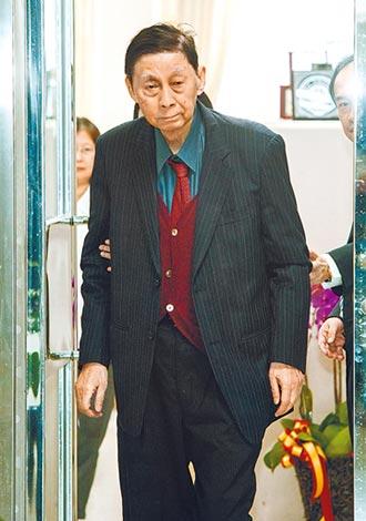 文大老董張鏡湖辭世 享耆壽92歲