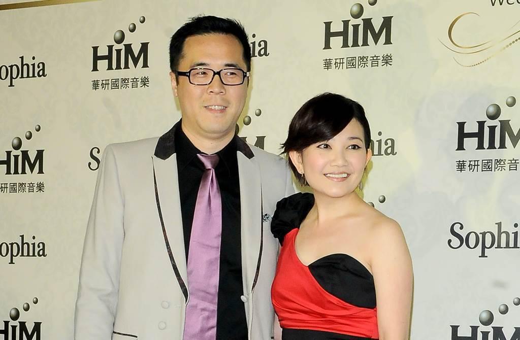 梁靜茹和富商趙元同斷9年婚。(圖/本報系資料照)