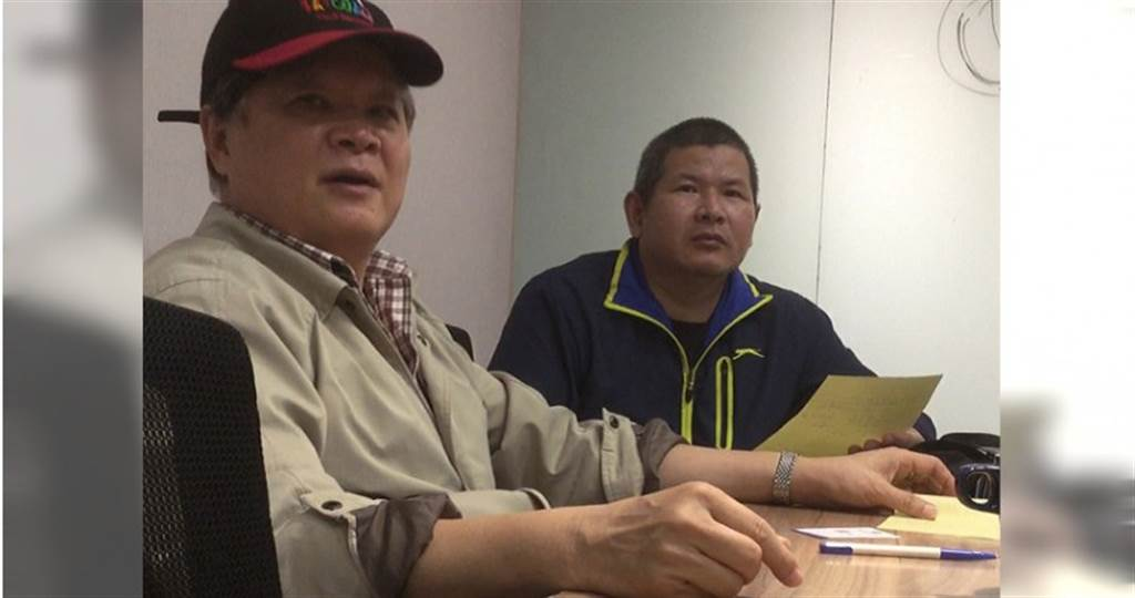 退休的前副總工程司李景村和司機員尤振仲與罹難家屬三方首度會面,針對普悠瑪翻車原因要找出真相。(圖/家屬提供)