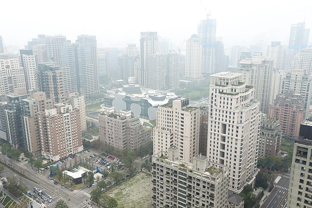 中部地區空汙常為中度偏高等級。(本報資料照片)
