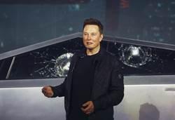 防彈窗驚天裂 特斯拉新車真有20萬輛訂單?