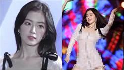 Irene全身透視!熱舞「彈出美胸、絕對領域」辣翻天