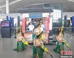 蘭州中川國際機場全年旅客吞吐量突破1400萬人次