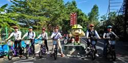 台中推「自行車友善城市」  吸引鳥取二度觀摩取經