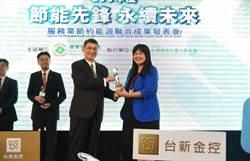 經濟部「自願性節能」  台新金績效卓著獲獎