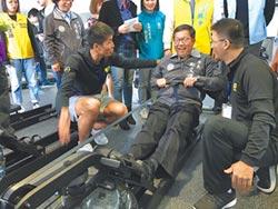 蘆竹運動中心 標榜專業智能場館