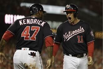 MLB》大聯盟發季後賽獎金 國民隊每人38萬餘美元