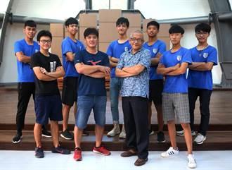 台東》公東高工師生繞半台灣  為靜宜大學「主顧聖母堂」獻祝福
